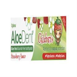 Aloe Dent Aloe Children's Toothpaste 50ml