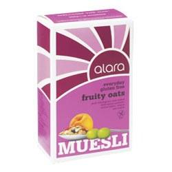 Alara Fruity Oats Muesli GF 500g