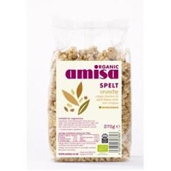 Amisa Organic Spelt Crunchy 375g
