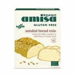 Amisa Seeded Bread Mix Gluten Free 500g