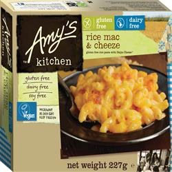 Amys G/F D/F Rice Mac & Cheeze 227g