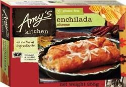 Amys G/F Cheese Enchilada 255g