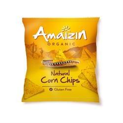 Amaizin Org Natural Corn Chips 75g