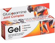 Aloe Pura Glucosamine Joint Complex Gel 125ml