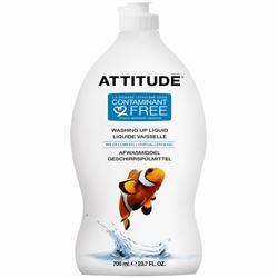 Attitude Washing Up Liquid - Wildflower 700ml