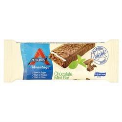 Atkins Advantage Chocolate Mint Bar 60g