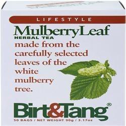 Birt & Tang Mulberry Leaf Tea 50bag