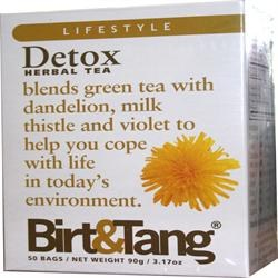 Birt & Tang Detox Tea 50bag