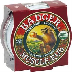 BADGER BALM Mini Muscle Rub 21g