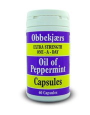 Obbekjaers Obbekjaers Extra Strength OAD 60 capsule