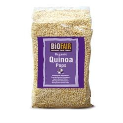 Biofair Organic Fair Trade Quinoa Pops 120g