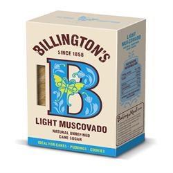 Billingtons Light Muscovado Sugar 500g