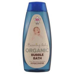 Beaming Baby Org Bubble Bath 250ml