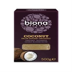 Biona Coconut Palm Sugar 500g