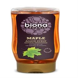 Biona Org Maple Agave Syrup 350g