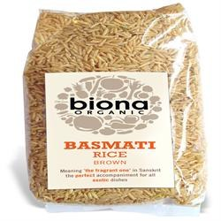 Biona Org Brown Basmati Rice 500g