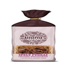 Biona Org Wholemeal Spelt Fusilli 500g