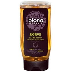Biona Org Agave Light Syrup 250g