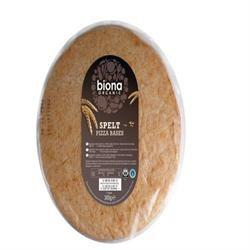 Biona Organic Spelt Pizza Bases 300g