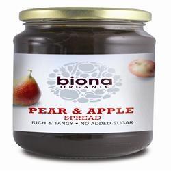 Biona Pear & Apple Spread Organic 450g