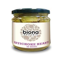 Biona Organic Artichoke Hearts 200g