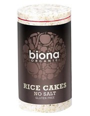 Biona Org No Salt Rice Cakes 100g