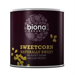Biona Sweetcorn 340g