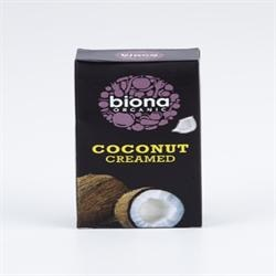 Biona Creamed Coconut 200g