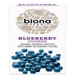 Biona Organic Blueberry Cookies 175g