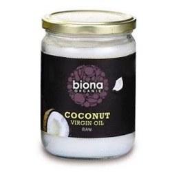 Biona Org Raw Virgin Coconut Oil 200g