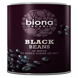 Biona Org Black Beans 400g