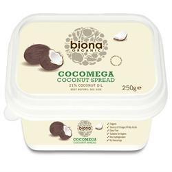 Biona Organic Cocomega Spread 250g