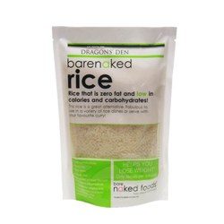 Bare Naked Noodles Bare Naked Rice 380g
