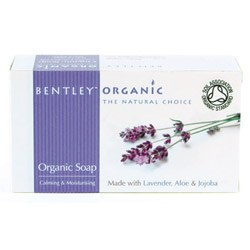Bentley Organic Calming & Moisturising Soap 150g