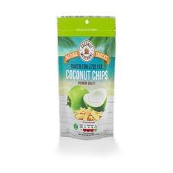 Coconut Merchant Coconut Chips 40g