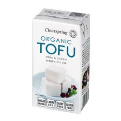 Clearspring Org Long Life Tofu 300g