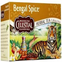 CELESTIAL SEASONINGS  Bengal Spices Tea 20bag