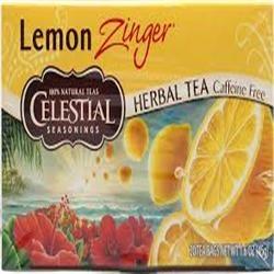 Celestial Seasonings  Lemon Zinger Tea 20bag