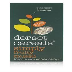 Dorset Cereal Simply Fruity Muesli 630g