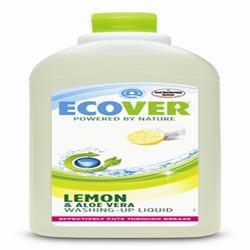 Ecover Washing Up Liquid Lemon/Aloe V 950ml