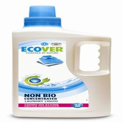 Ecover Laundry Liquid Non Bio Conc 1500ml