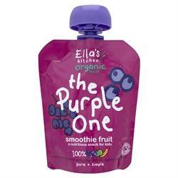 Ellas Kitchen Smoothie Fruits - Purple One 90g