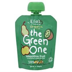 ELLA'S KITCHEN  Smoothie Fruits - Green One 90g