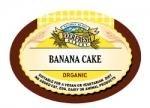 Everfresh Natural Foods Org Spr Banana & Walnut Cake 350g