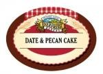 Everfresh Natural Foods Date & Pecan Sprouted Cake 350g