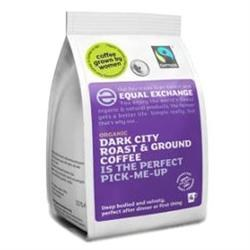 Equal Exchange Org Dark R&G Coffee 227g
