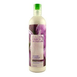 Faith in Nature Lavender & Geranium Conditione 400ml