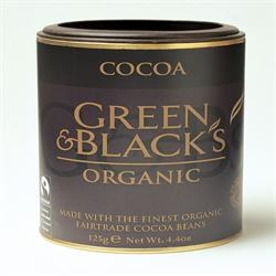 Green & Blacks Organic Cocoa Powder 125g