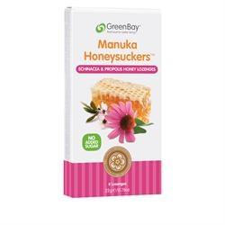 GreenBay Harvest Echinacea Manuka 8 lozenges
