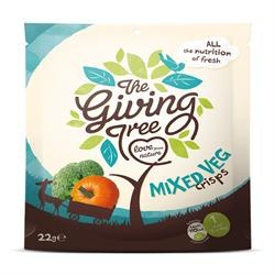 Giving Tree Ventures Mixed Veggie Crisps 22g